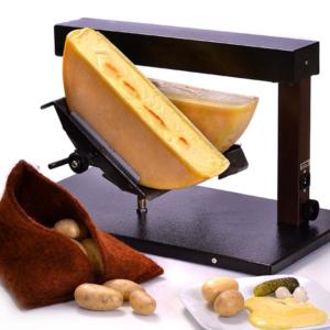 Racletteofen zum abstreichen